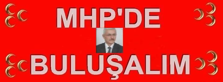 Yusuf Beyhan Mhp Taşkesti Belediyesi Başkan Adayı